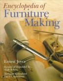 Encyclopedia of furniture making by Ernest Joyce
