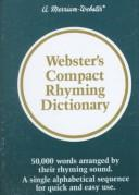 Webster's compact rhyming dictionary. by