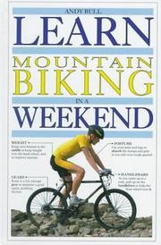 Learn mountain biking in a weekend PDF