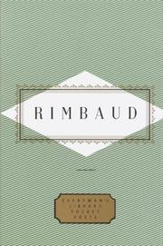 Poems by Arthur Rimbaud