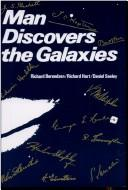 Man discovers the galaxies by Richard Berendzen
