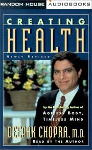 Creating Health (Newly Revised) PDF