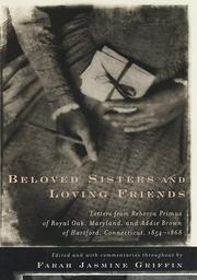 Beloved sisters and loving friends by Rebecca Primus