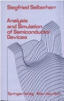 Analysis and simulation of semiconductor devices PDF