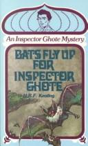 Bats fly up for Inspector Ghote by H. R. F. Keating