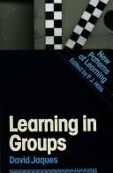 Learning in groups by David Jaques