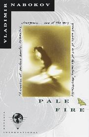 Pale fire by Vladimir Nabokov