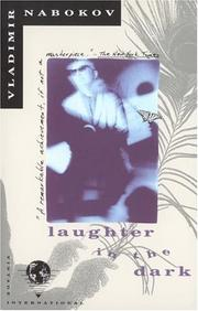Cover of: Laughter in the dark by Vladimir Nabokov