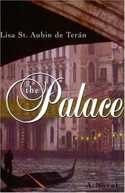 The Palace by Lisa Saint Aubin de Teran, Lisa St Aubin de Terán