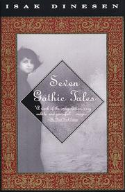 Seven Gothic tales PDF