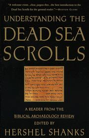 Understanding the Dead Sea Scrolls PDF