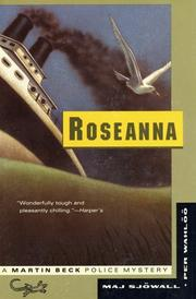 Roseanna by Maj Sjwall