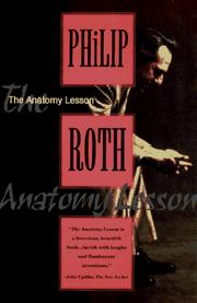 The anatomy lesson PDF
