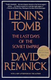 Lenin&#39;s tomb by David Remnick