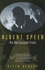 Albert Speer by Gitta Sereny