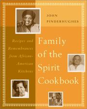 Family of the Spirit Cookbook by John Pinderhughes