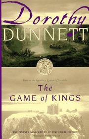 The Game of Kings by Dunnett, Dorothy., Dorothy Dunnett