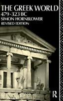 The Greek world, 479-323 BC PDF