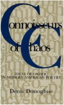 Connoisseurs of chaos PDF