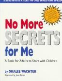 No more secrets for me PDF