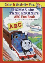 Thomas the Tank Engine's ABC Fun Book PDF