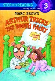 Arthur tricks the Tooth Fairy by Marc Tolon Brown