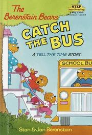 The Berenstain Bears catch the bus PDF