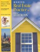 Modern real estate practice in Illinois by Fillmore W. Galaty