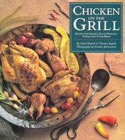 Chicken on the grill by David Barich