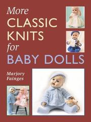 More Classic Knits for Baby Dolls PDF