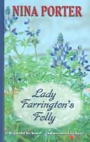 Lady Farrington's folly by Nina Porter