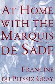 At home with the Marquis de Sade PDF