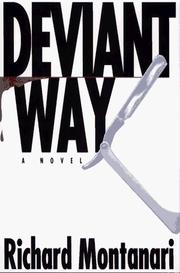 Deviant Way by Richard Montanari