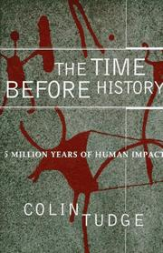 The time before history PDF