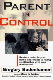 Parent in control PDF
