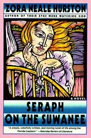 Seraph on the Suwanee by Zora Neale Hurston