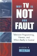 Why TV is not our fault PDF