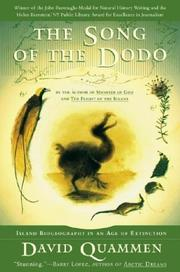 The Song of the Dodo by David Quammen