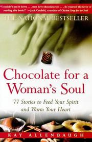 Chocolate For A Woman's Soul PDF