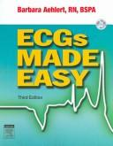 ECGs made easy by Barbara Aehlert