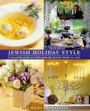 Jewish Holiday Style PDF
