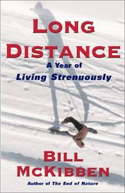 Long Distance by Bill McKibben