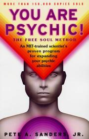 You are psychic! by Pete A. Sanders