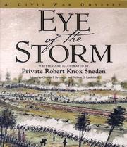 Eye of the storm by Robert Knox Sneden