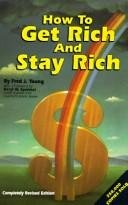 How to get rich and stay rich PDF