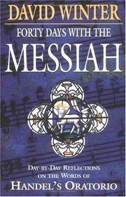 Forty days with the Messiah PDF