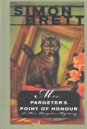 Mrs. Pargeter's point of honour PDF