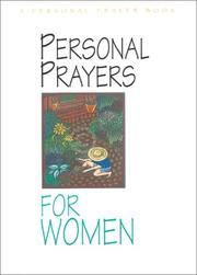 Personal Prayers for Women PDF