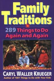Family traditions PDF