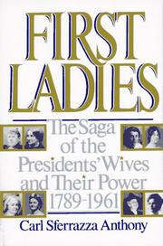 First ladies PDF